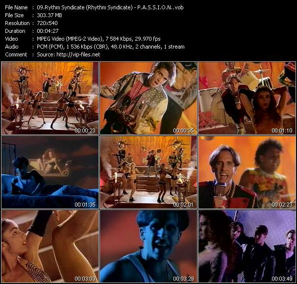 Rythm Syndicate (Rhythm Syndicate) video screenshot