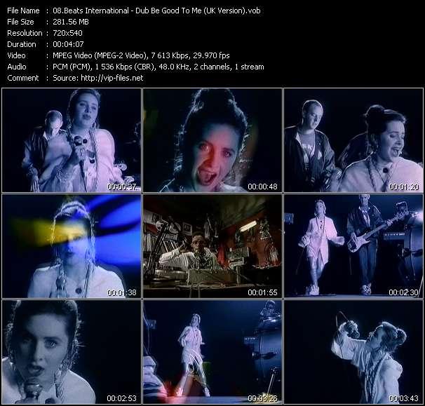 Beats International video screenshot