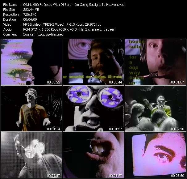 Mc 900 Ft Jesus With Dj Zero video screenshot