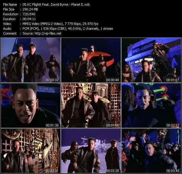 KC Flightt Feat. David Byrne video screenshot