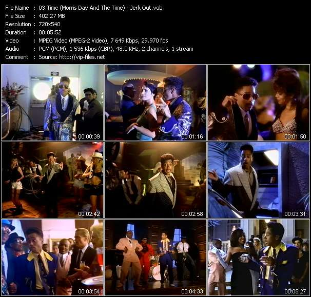 Time (Morris Day And The Time) video screenshot