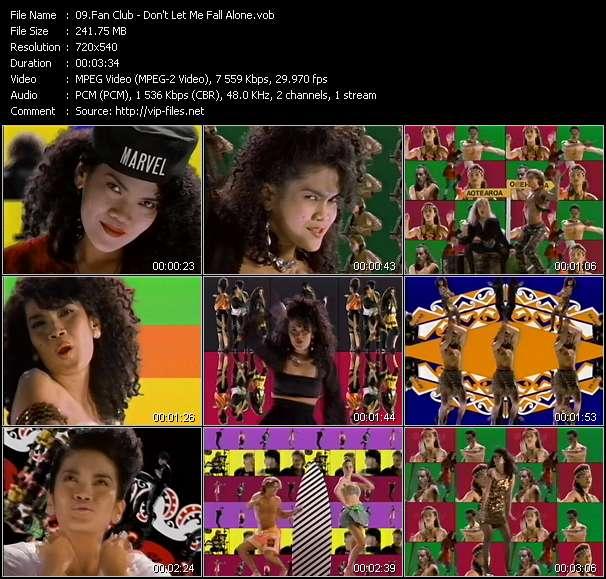 Fan Club video screenshot