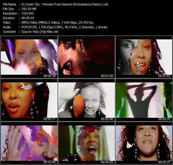 video Pennies From Heaven (Rockamerica Remix) screen