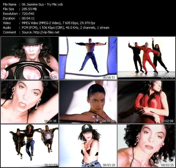 Jasmine Guy video screenshot