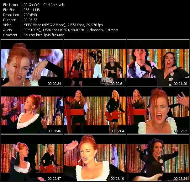Go-Go's video screenshot