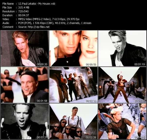 Paul Lekakis video screenshot