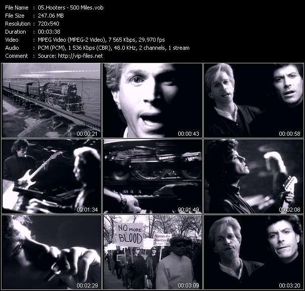 Hooters video screenshot