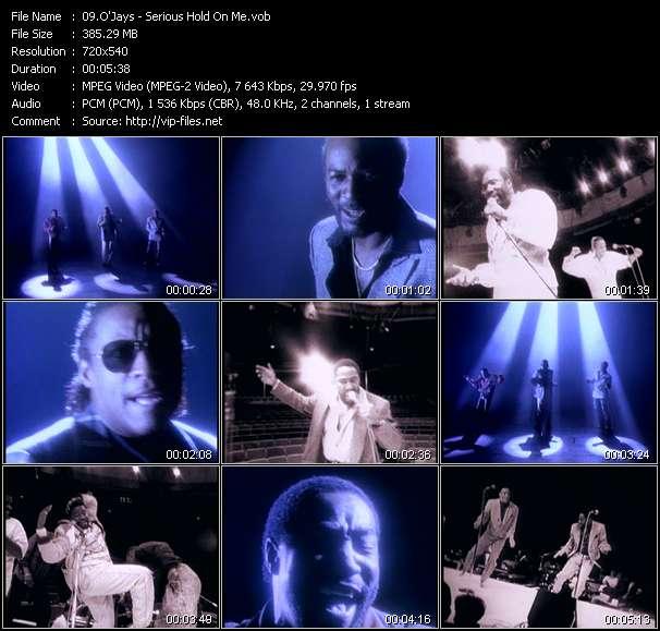 O'Jays video screenshot