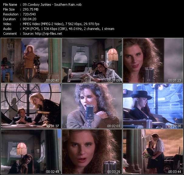 Cowboy Junkies video screenshot