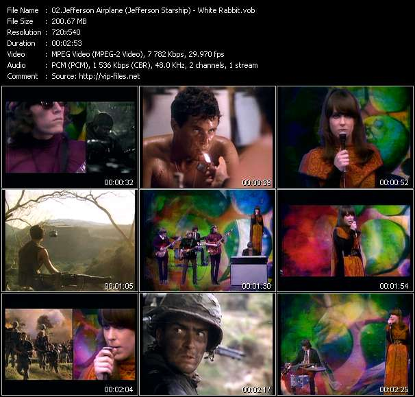 Jefferson Airplane (Jefferson Starship) video screenshot