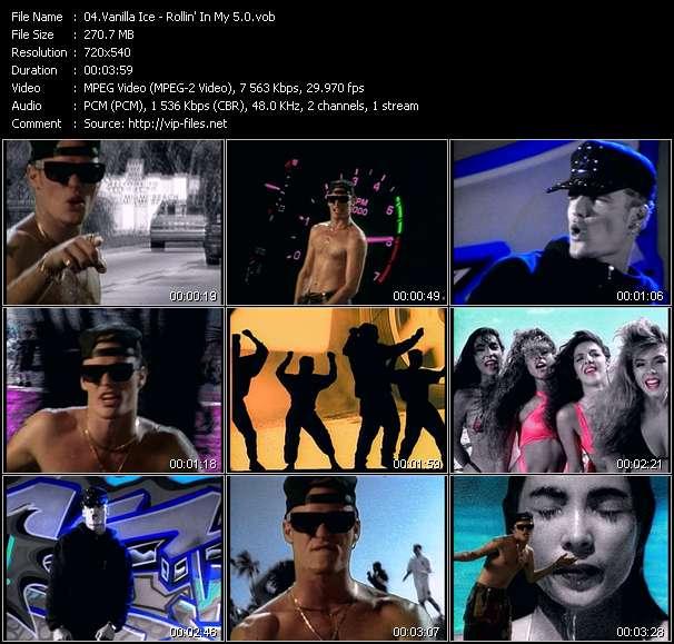 video Rollin' In My 5.0 screen
