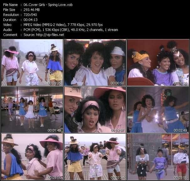 Cover Girls video screenshot