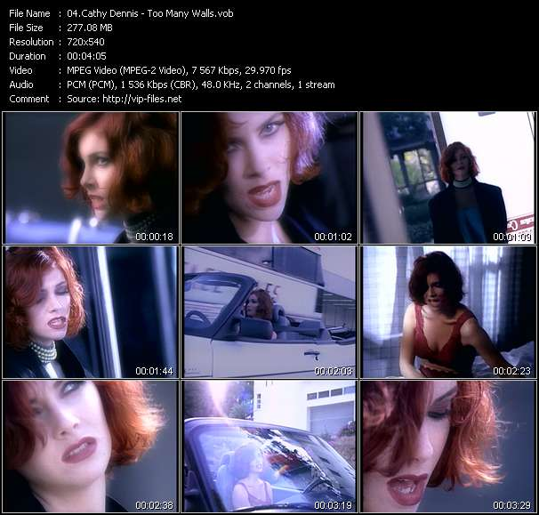 video Too Many Walls screen