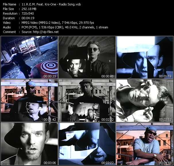 R.E.M. Feat. Krs-One video screenshot