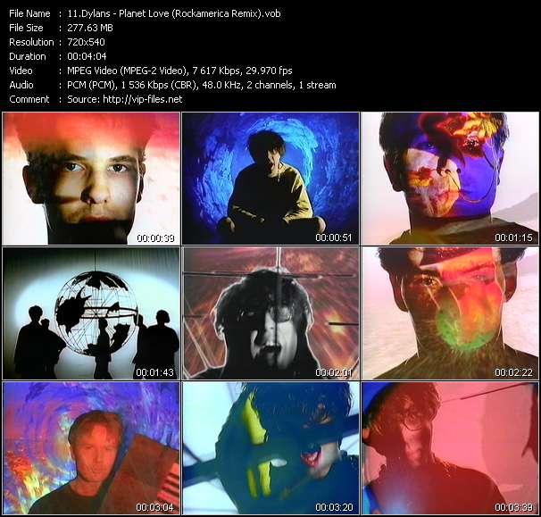 Dylans video screenshot