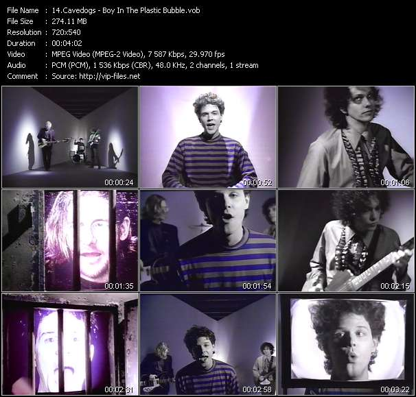 Cavedogs video screenshot