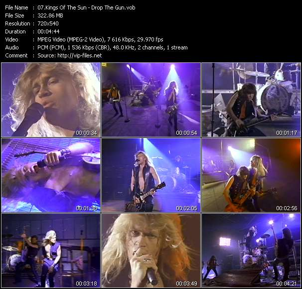 Kings Of The Sun video screenshot