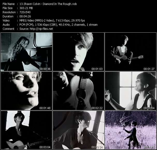 Shawn Colvin video screenshot
