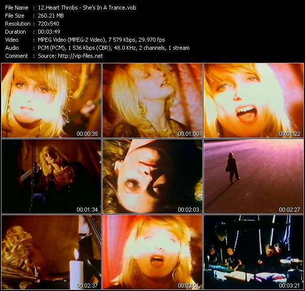Heart Throbs video screenshot