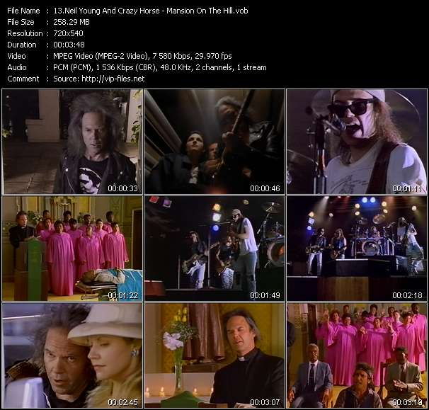 Neil Young And Crazy Horse video screenshot