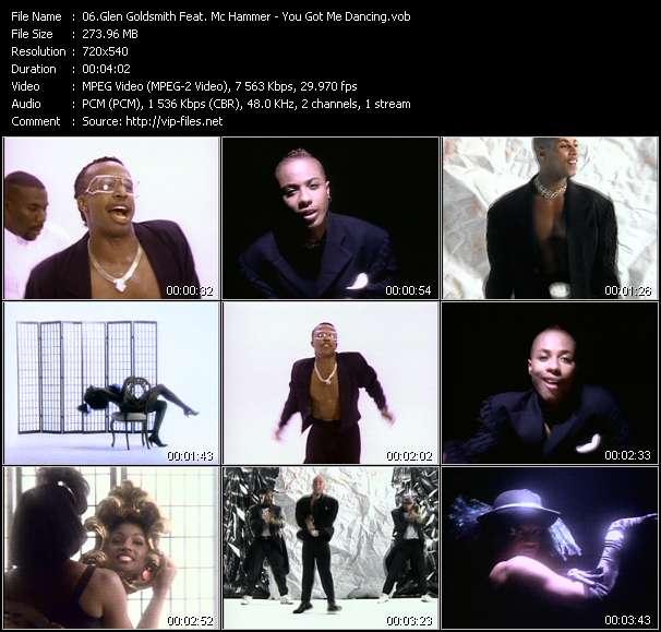 video You Got Me Dancing screen