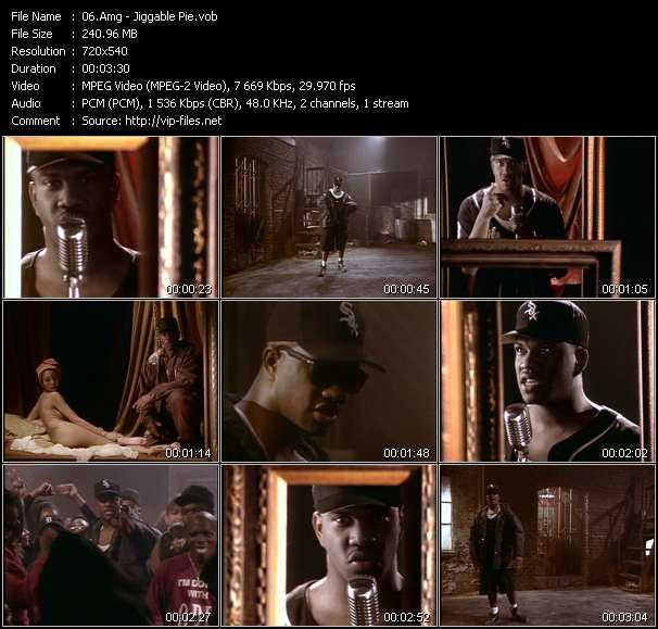 Amg video screenshot
