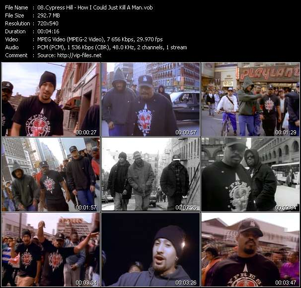 Cypress Hill video screenshot