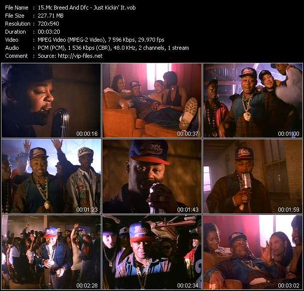 Mc Breed And Dfc video screenshot