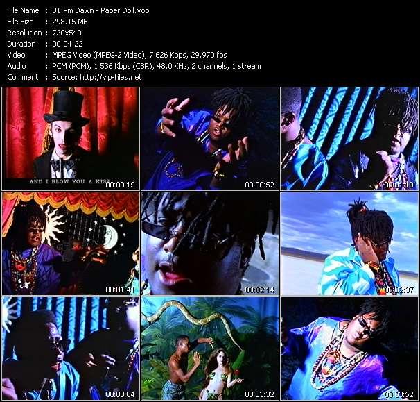Pm Dawn video screenshot
