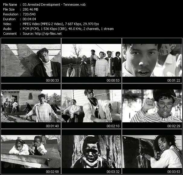 Arrested Development video screenshot