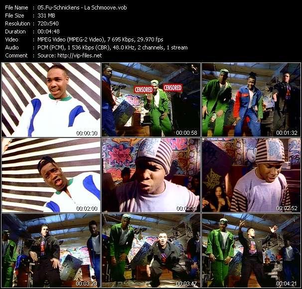 Fu-Schnickens video screenshot