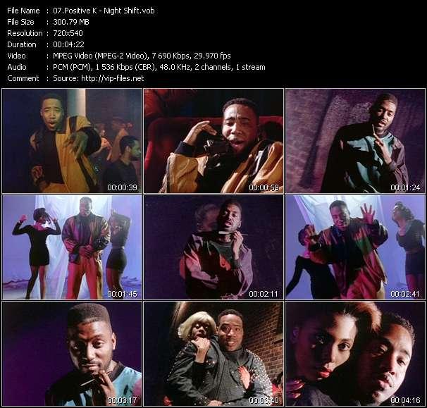 Positive K video screenshot