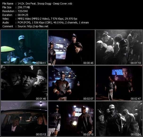 Dr. Dre Feat. Snoop Dogg video screenshot