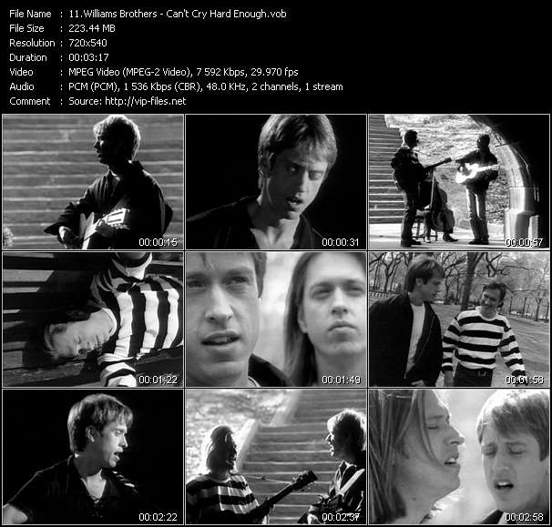 Williams Brothers video screenshot