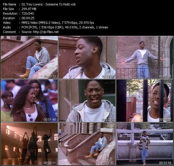 Trey Lorenz video screenshot