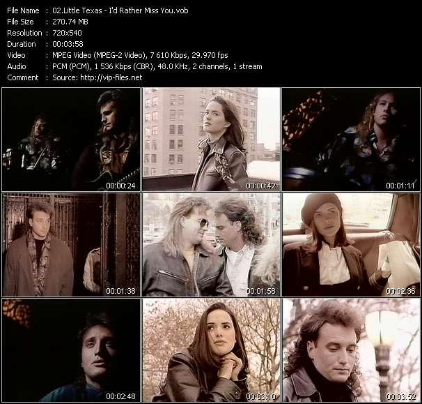 Little Texas video screenshot