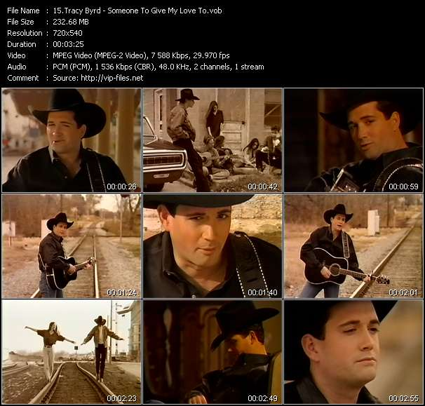 Tracy Byrd video screenshot