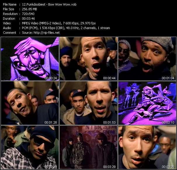 Funkdoobiest video screenshot