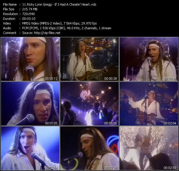 Ricky Lynn Gregg video screenshot