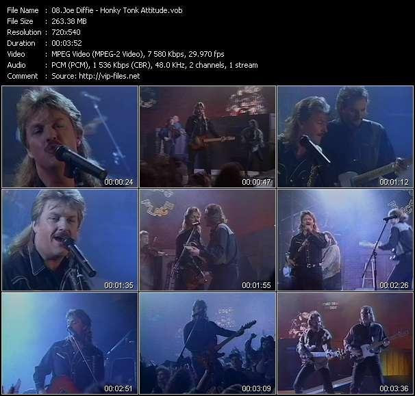 Joe Diffie video screenshot