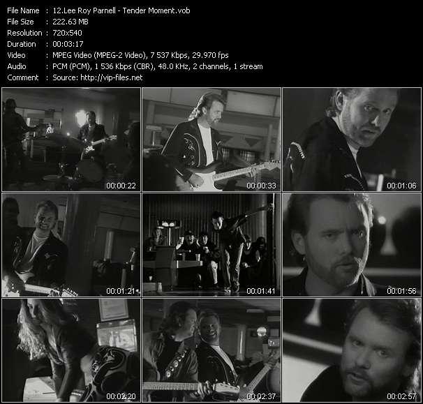 Lee Roy Parnell video screenshot