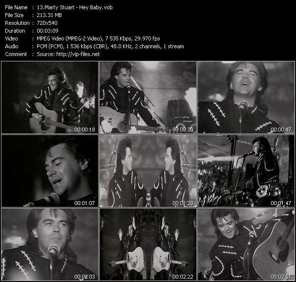 Marty Stuart video screenshot