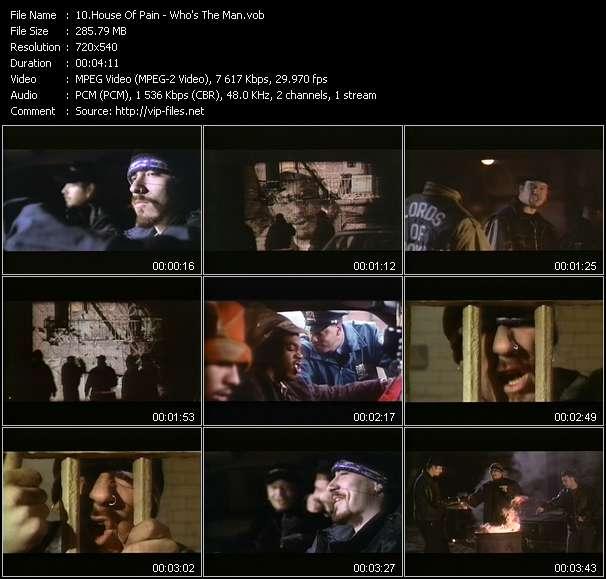 House Of Pain video screenshot
