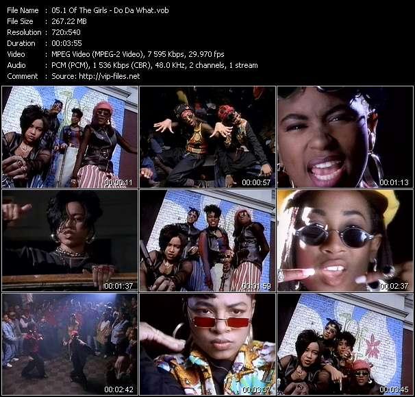 1 Of The Girls video screenshot