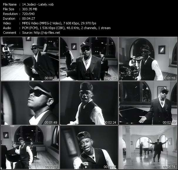 Jodeci video screenshot