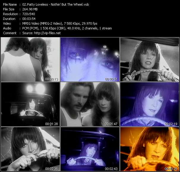 Patty Loveless video screenshot