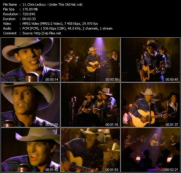 Chris Ledoux video screenshot