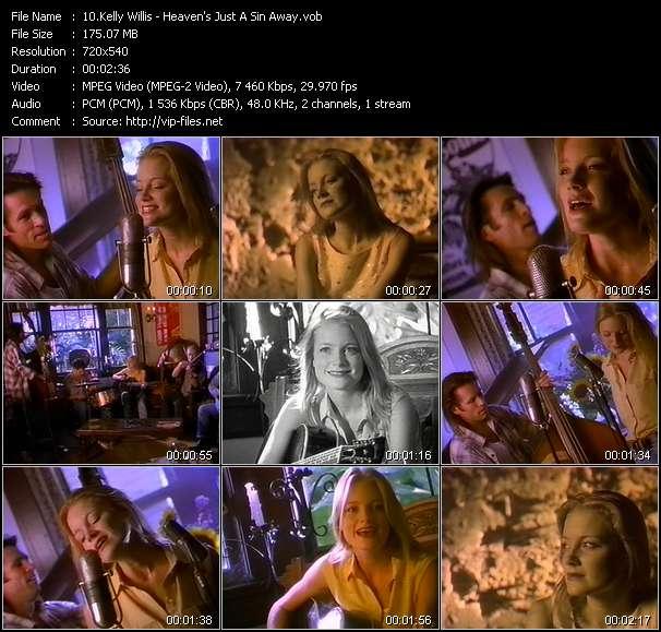 Kelly Willis video screenshot