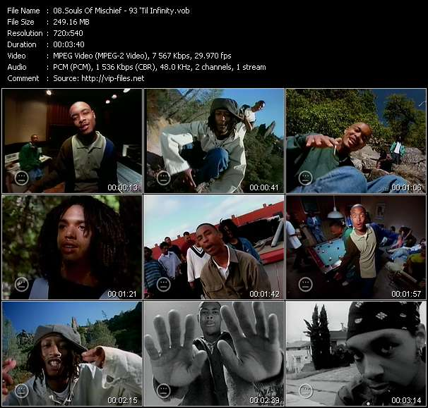 Souls Of Mischief video screenshot