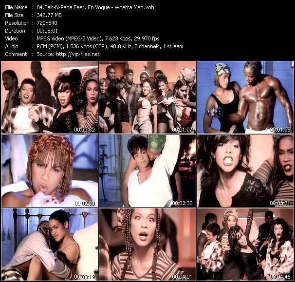 Salt-N-Pepa Feat. En Vogue video screenshot